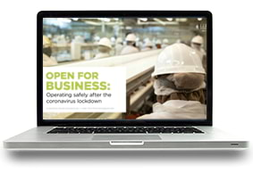 Open for Business: Operating Safely After the Coronavirus Lockdown Webcast