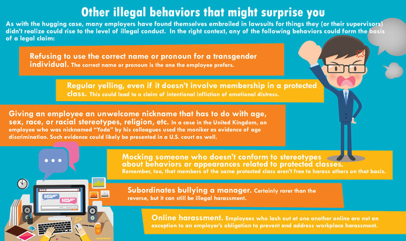 Other Illegal Behaviors that Might Surprise You