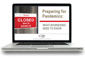 Preparing for Pandemics: What Businesses Need to Know Webcast