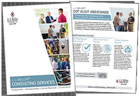 DOT Audit Services