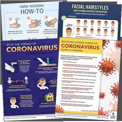 Coronavirus Posters