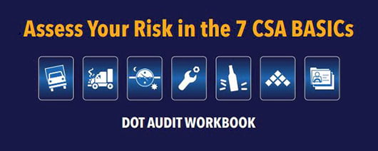DOT Audit Workbook