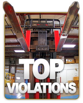 Forklift Safety Violations