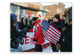 2012 Iditarod Signed Print #5