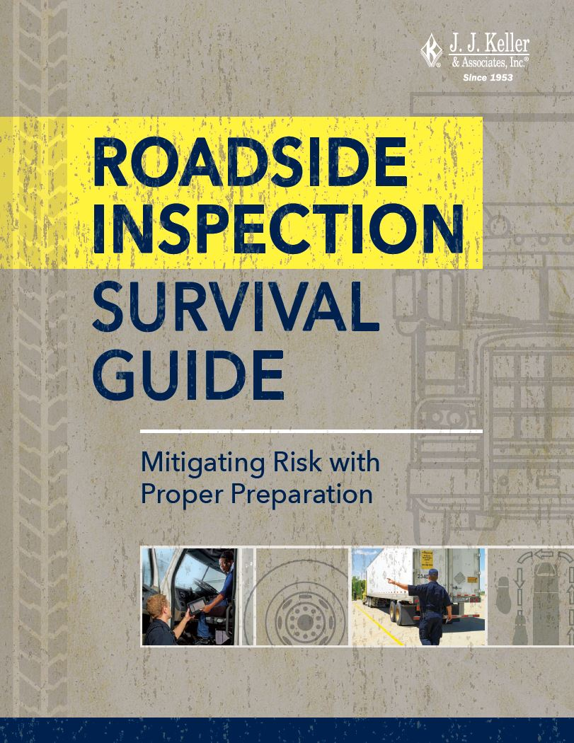 Free Roadside Inspection Survival Guide
