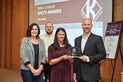 Katherine O'Neal, 2019 SPOTY Award Winner