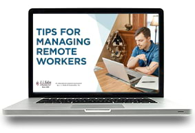 Tips For Managing Remote Workers Webcast
