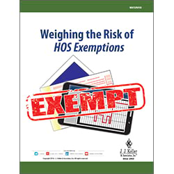 Weighing the Risk of HOS Exemptions - Free Whitepaper