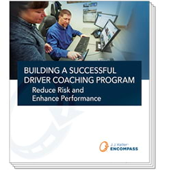 Building a Successful Driver Coaching Program with Today's Data: Reduce Risk and Enhance Performance - Free Whitepaper