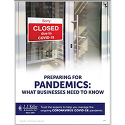 Preparing for Pandemics: What Businesses Need to Know
