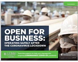 Open for Business: Operating Safely After the Coronavirus Lockdown