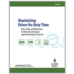 Free Maximizing Driver On-Duty Time Whitepaper