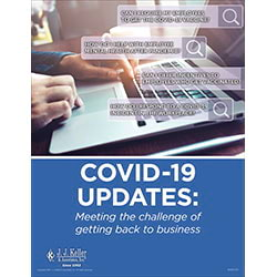 Return to Work: Are you prepared when COVID-19 tags along?