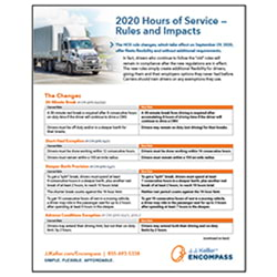 Free 2020 Hours of Service - Rules and Impacts Compliance Brief