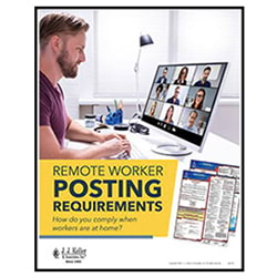 Remote Worker Posting Requirements