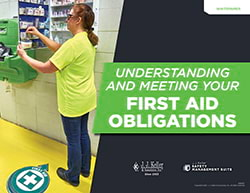 First Aid Obligations