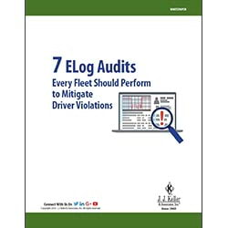 7 ELog Audits Every Fleet Should Perform - Free Whitepaper