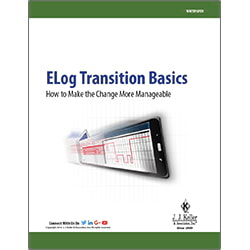 ELog Transition Basics: How to Make the Change More Manageable - Free Whitepaper