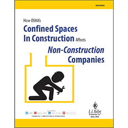 How OSHA's Confined Spaces in Construction Affects Non-Construction Companies