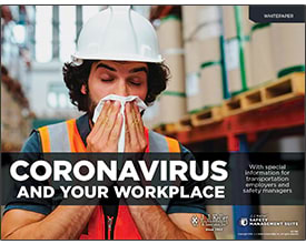 Coronavirus and your Workplace