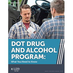 DOT Drug and Alcohol Program Whitepaper