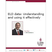 Free Whitepaper - ELD data: Understanding and using it effectively