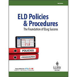 ELD Policies & Procedures: The Foundation of ELog Success - Free Whitepaper