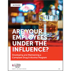 Are Your Employees Under the Influence? - Free Whitepaper