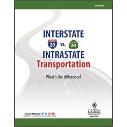Interstate vs. Intrastate Transportation Whitepaper