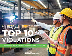 OSHA's Top Ten Violations Whitepaper