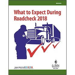 What to Expect During Roadcheck 2018