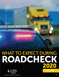 What to Expect During Roadcheck 2020 - Free Whitepaper