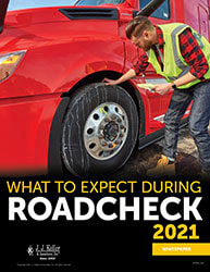 What To Expect During Roadcheck 2021