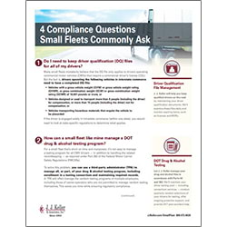 Free Small Fleet Compliance Brief