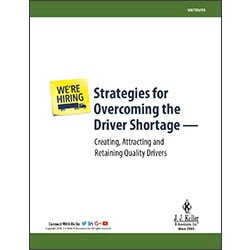 Strategies for Overcoming the Driver Shortage - Free Whitepaper