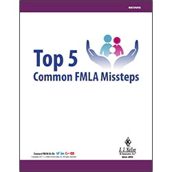 Top 5 Common FMLA Missteps Whitepaper