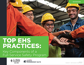 Top EHS Practices - Free Whitepaper
