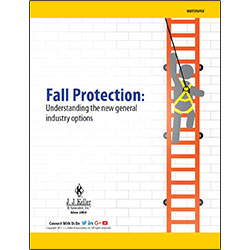 Fall Protection: Understanding the New General Industry Options - Free Whitepaper