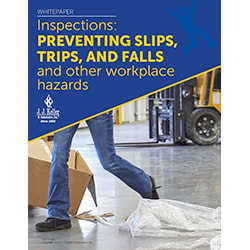 Inspections: Preventing Slips, Trips, and Falls and Other Workplace Hazards - Free Whitepaper