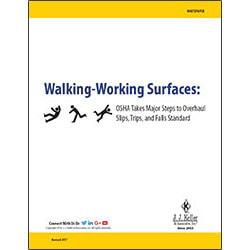 Walking-Working Surfaces Whitepaper
