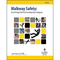 Walkway Safety: How To Stop Falls From Costing Your Company
