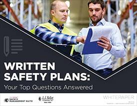 Written Safety Plans Whitepaper
