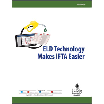 ELD Technology Makes IFTA Easier - Free Whitepaper