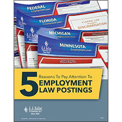 5 Reasons to Pay Attention to Employment Law Postings Whitepaper