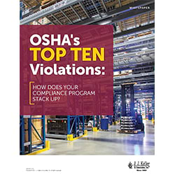 OSHA's Top 10 Violations - Free Whitepaper
